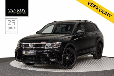 Volkswagen Tiguan - Allspace 2.0 TSI 190pk 4Motion 2x R-Line DSG BlackStyle 7 Persoons