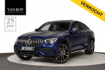 Mercedes-Benz GLC - Coupe GLC300 AMG 258pk 4Matic Facelift